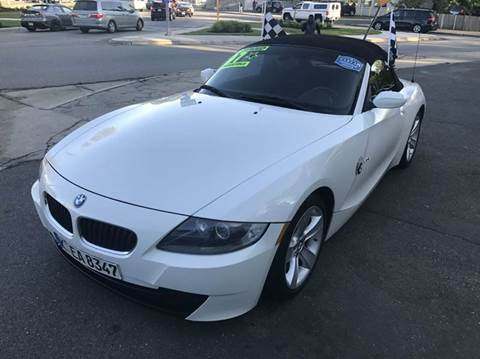 2007 BMW Z4 for sale at Circle Auto Sales in Revere MA