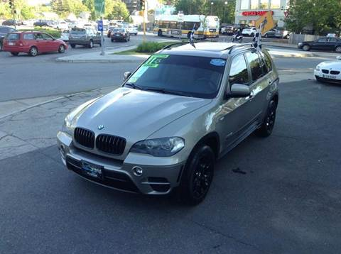 2011 BMW X5 for sale at Circle Auto Sales in Revere MA