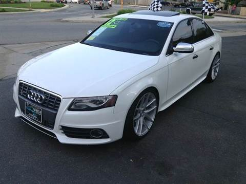 2012 Audi S4 for sale at Circle Auto Sales in Revere MA