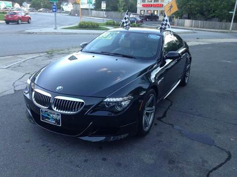 2008 BMW M6 for sale at Circle Auto Sales in Revere MA