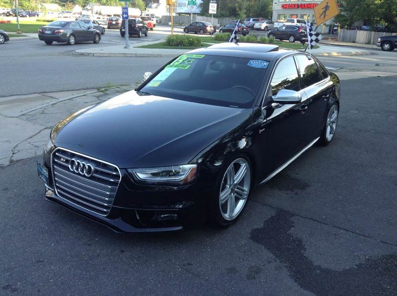 2013 audi s4 awd 3 0t quattro premium plus 4dr sedan 7a in revere ma circle auto sales. Black Bedroom Furniture Sets. Home Design Ideas