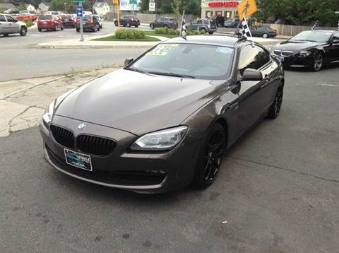 2012 BMW 6 Series for sale at Circle Auto Sales in Revere MA