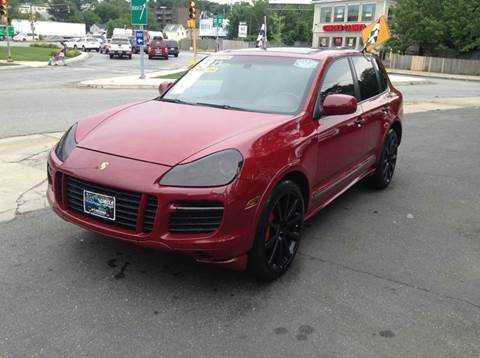 2008 Porsche Cayenne for sale at Circle Auto Sales in Revere MA
