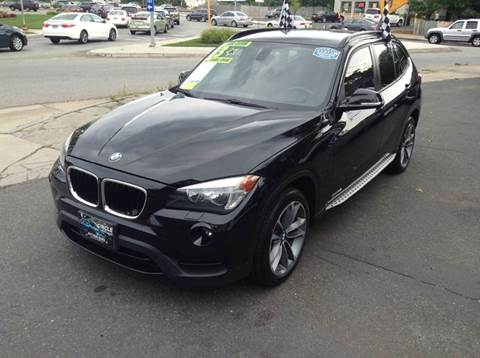 2013 BMW X1 for sale at Circle Auto Sales in Revere MA