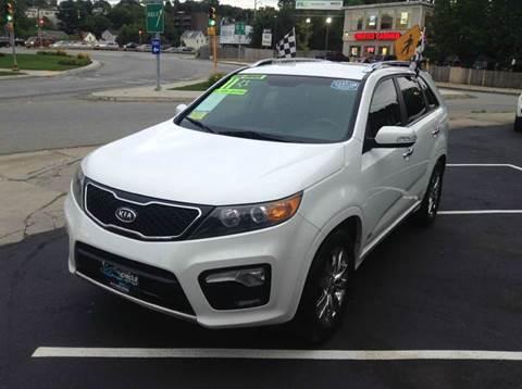 2011 Kia Sorento for sale at Circle Auto Sales in Revere MA
