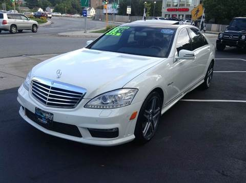 2008 Mercedes-Benz S-Class for sale at Circle Auto Sales in Revere MA