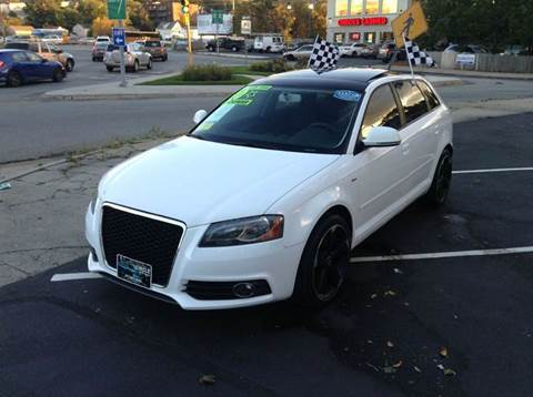 2010 Audi A3 for sale at Circle Auto Sales in Revere MA