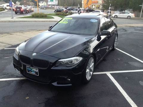 2011 BMW 5 Series for sale at Circle Auto Sales in Revere MA