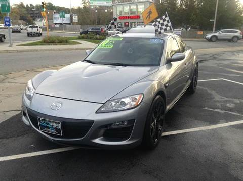 2010 Mazda RX-8 for sale at Circle Auto Sales in Revere MA