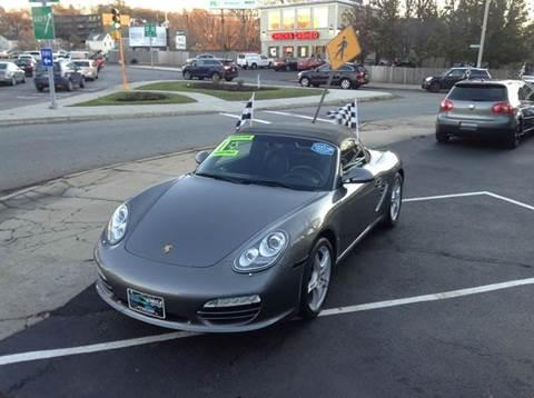 2011 Porsche Boxster for sale at Circle Auto Sales in Revere MA
