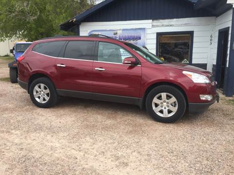 2010 Chevrolet Traverse for sale in Gillette, WY