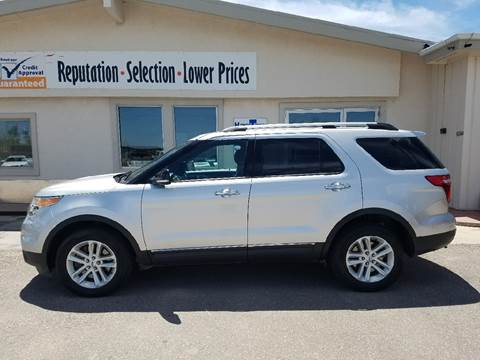 2013 Ford Explorer for sale in Gillette, WY