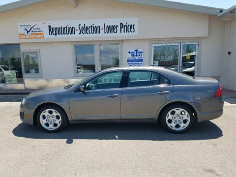 2011 Ford Fusion for sale in Gillette, WY