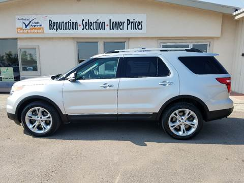 2015 Ford Explorer for sale in Gillette, WY