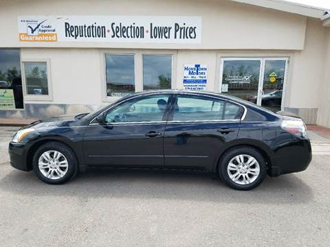 2012 Nissan Altima for sale in Gillette, WY