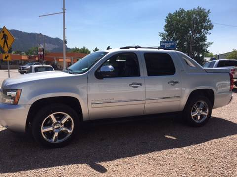 2012 Chevrolet Avalanche for sale in Gillette, WY