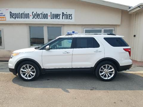 2011 Ford Explorer for sale in Gillette, WY