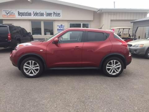 2011 Nissan JUKE for sale in Gillette, WY