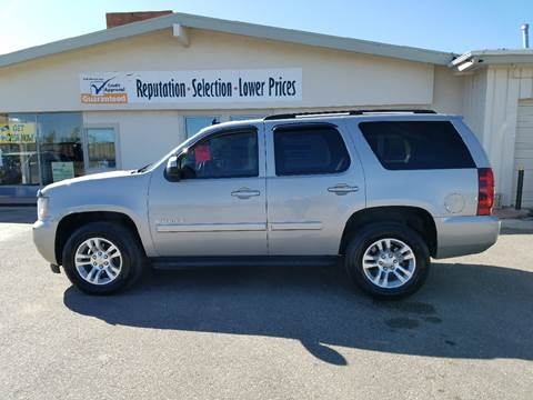2007 Chevrolet Tahoe for sale in Gillette, WY