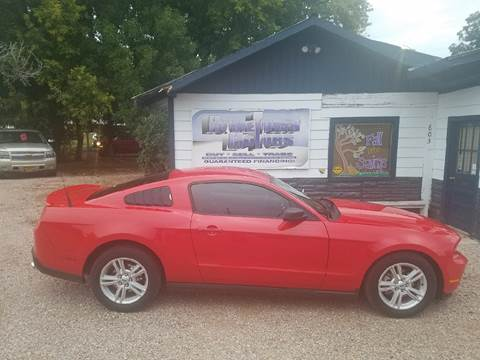 2010 Ford Mustang for sale in Gillette, WY