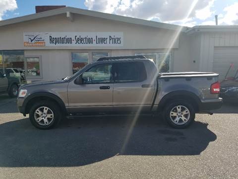 2007 Ford Explorer Sport Trac for sale in Gillette, WY