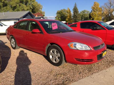 2008 Chevrolet Impala for sale in Gillette, WY