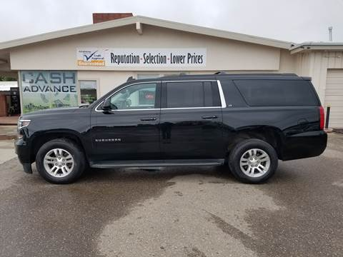 2016 Chevrolet Suburban for sale in Gillette, WY