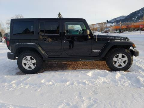 2011 Jeep Wrangler Unlimited for sale in Gillette, WY