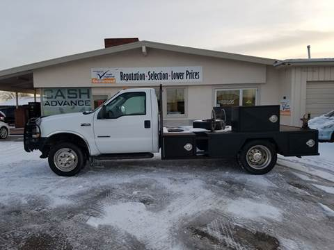 2003 Ford F-450 Super Duty for sale in Gillette, WY