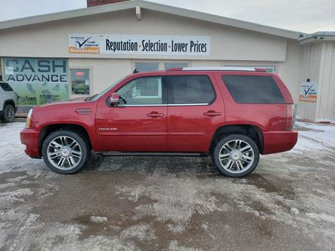2012 Cadillac Escalade for sale in Gillette, WY