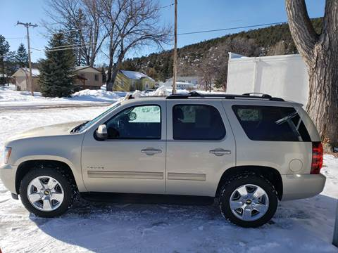 2010 Chevrolet Tahoe for sale in Gillette, WY