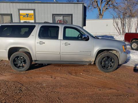 2012 Chevrolet Suburban for sale in Gillette, WY