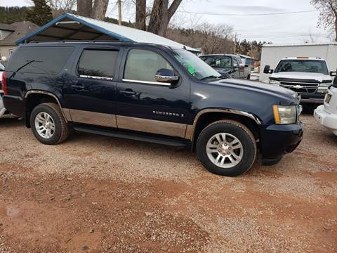2008 Chevrolet Suburban for sale in Gillette, WY