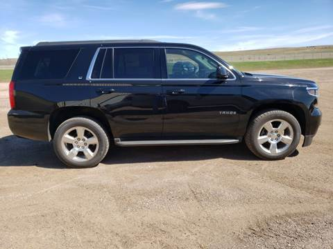 2016 Chevrolet Tahoe for sale in Gillette, WY