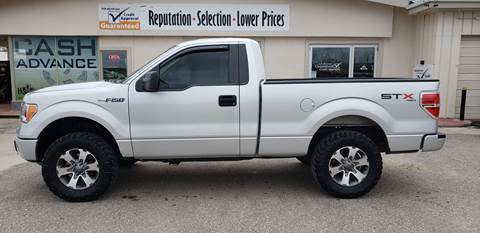 2013 Ford F-150 for sale in Gillette, WY