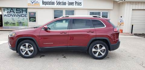 2019 Jeep Cherokee for sale in Gillette, WY