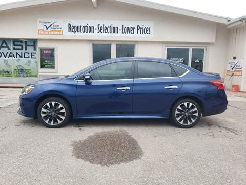 2016 Nissan Sentra for sale in Gillette, WY