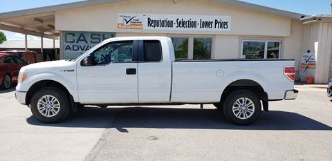 2011 Ford F-150 for sale in Gillette, WY
