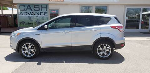 2013 Ford Escape for sale in Gillette, WY