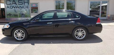2016 Chevrolet Impala Limited for sale in Gillette, WY