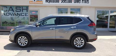 2018 Nissan Rogue for sale in Gillette, WY