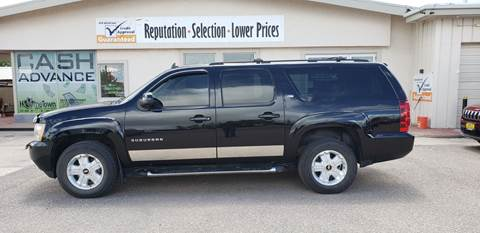 2011 Chevrolet Suburban for sale in Gillette, WY