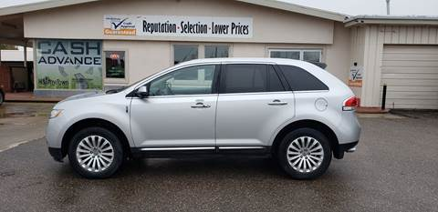 2013 Lincoln MKX for sale in Gillette, WY