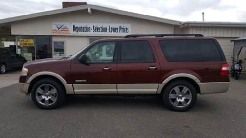 2008 Ford Expedition EL for sale in Gillette, WY
