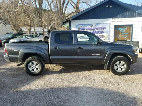 2011 Toyota Tacoma for sale in Gillette, WY