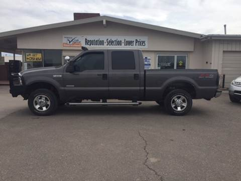 2005 Ford F-250 Super Duty for sale in Gillette, WY