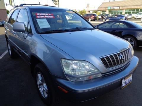 2003 Lexus RX 300 for sale in Sacramento, CA