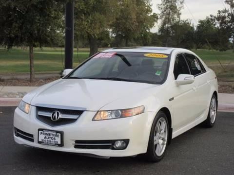 2008 Acura TL for sale in Sacramento, CA