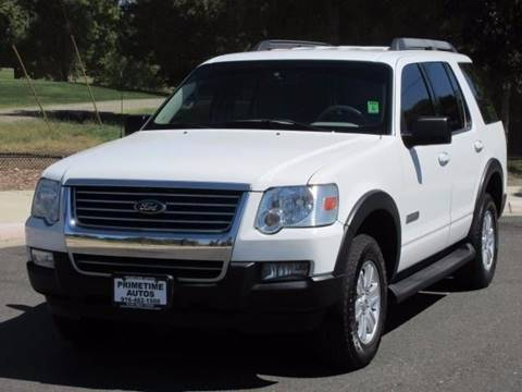 2007 Ford Explorer for sale in Sacramento, CA