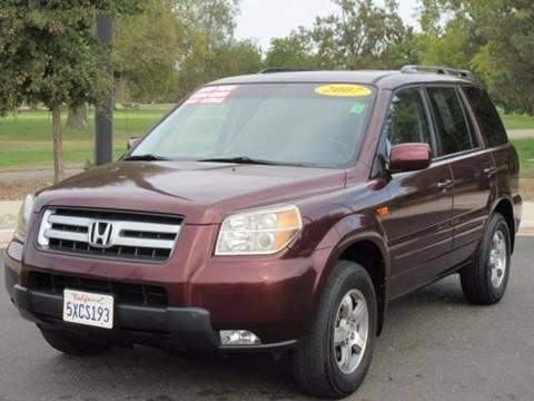 2007 Honda Pilot for sale in Sacramento, CA